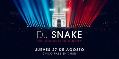 DJ SNAKE: THE CONCERT