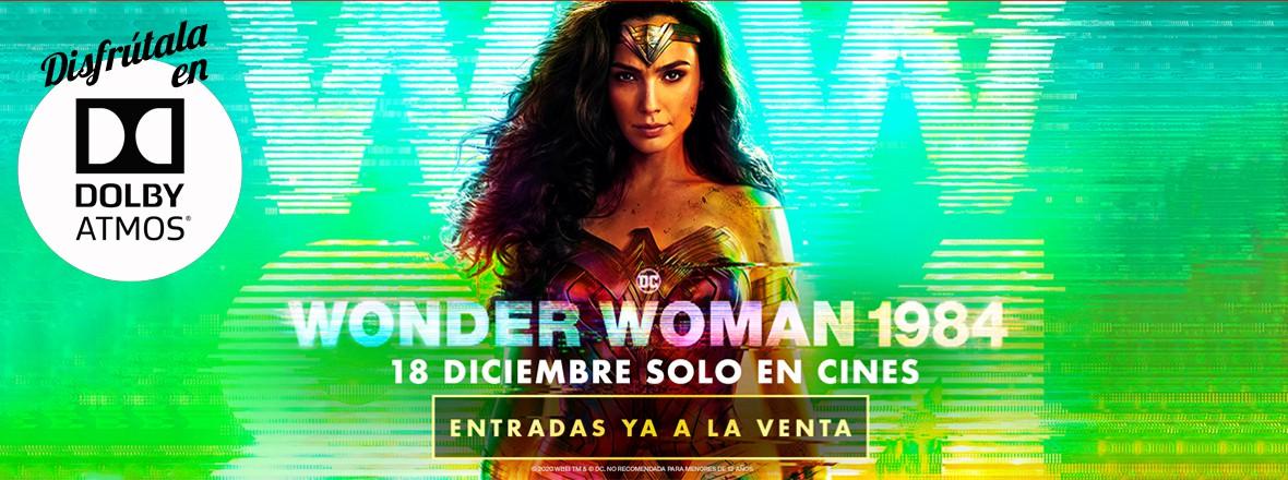 F - WONDER WOMAN 1984 ATMOS