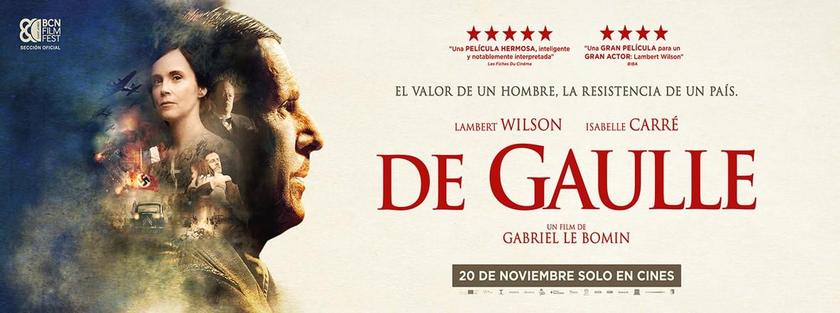 C - DE GAULLE