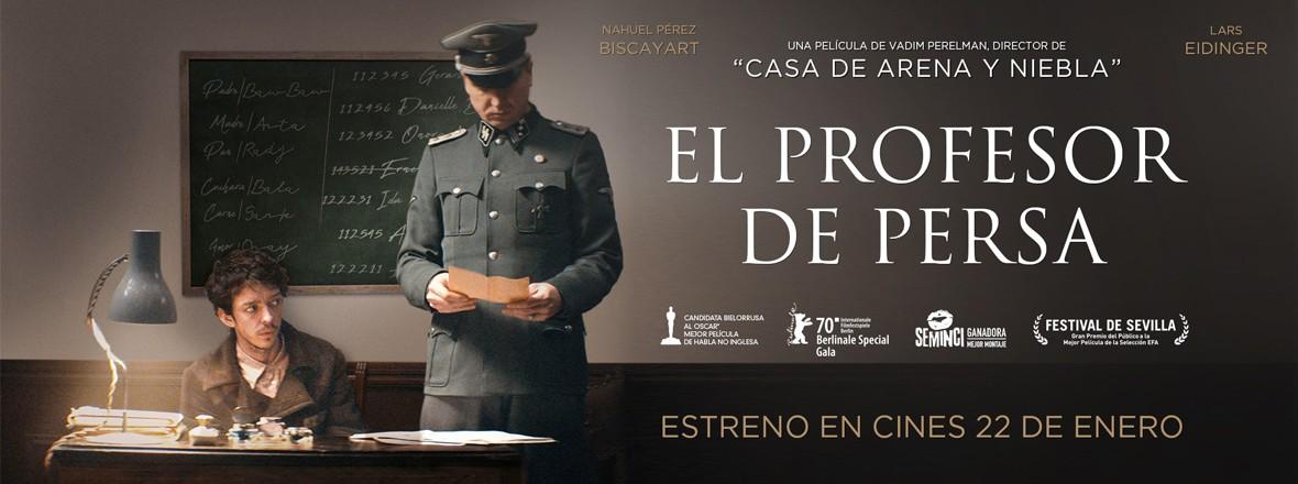 C - PROFESOR DE PERSA